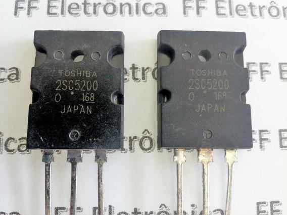 Transistor 2sc5200 Toshiba Original