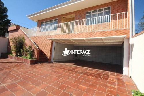 Imagem 1 de 20 de Casa Com 3 Dormitórios À Venda, 220 M² Por R$ 600.000 - Atuba - Colombo/pr - Ca0514