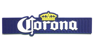 Esterilla Bar Cerveza Corona Alfombra Cocteleria