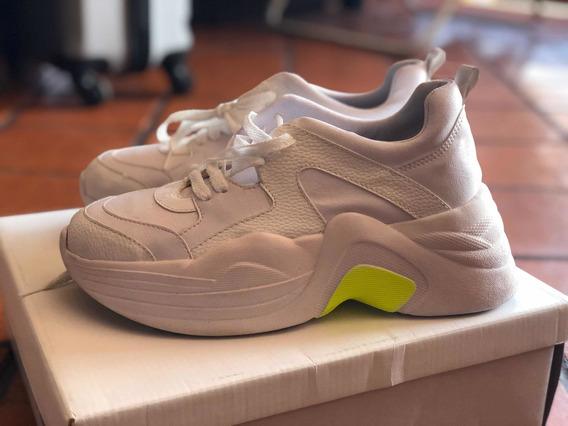 Zapatillas ugly Sneaker Con Plataforma