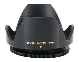 Parasol Dc-sn Hood 52mm Tulipa Canon