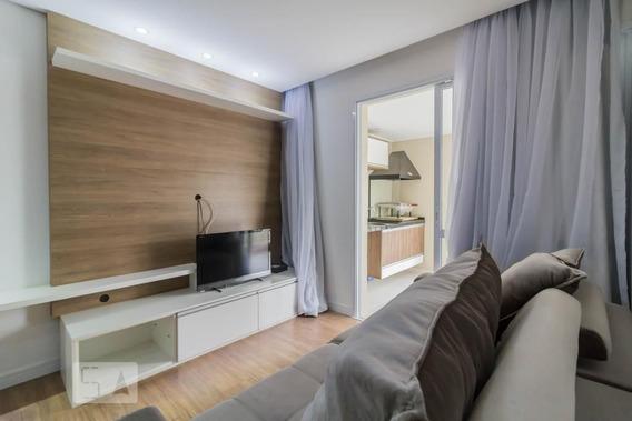 Apartamento No 7º Andar Com 2 Dormitórios E 1 Garagem - Id: 892950211 - 250211