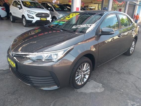 Toyota Corolla 1.8 Gli 2019 Cinza/completo/30.000km´s