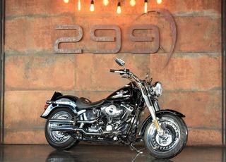 Harley Davidson Softail Fat Boy - 2015/2015 Apenas 8.208kms!