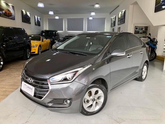 Hyundai Hb20s 1.6 Premium 16v Flex 4p Aut