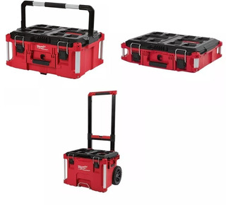 Caja Packout Tool Box Milwaukee 48-22-8426 8424 8425 3u