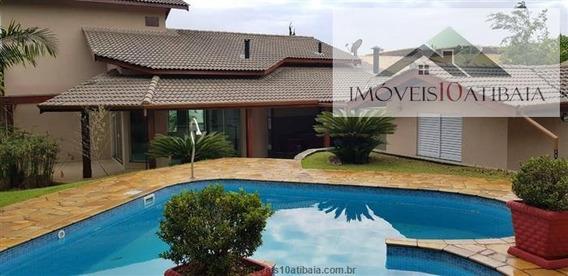 Casas Em Condomínio À Venda Em Atibaia/sp - Compre O Seu Casas Em Condomínio Aqui! - 1452668