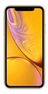 Apple iPhone XR Dual SIM 256 GB Amarelo