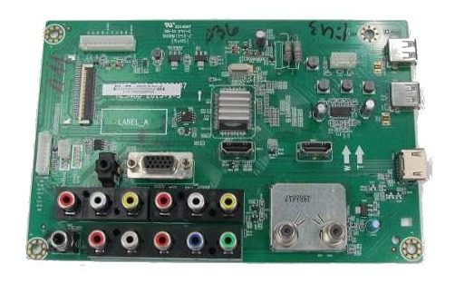 Placa Principal Tv Philco Ph43c21p Juc7.820.00092437 Nova!!