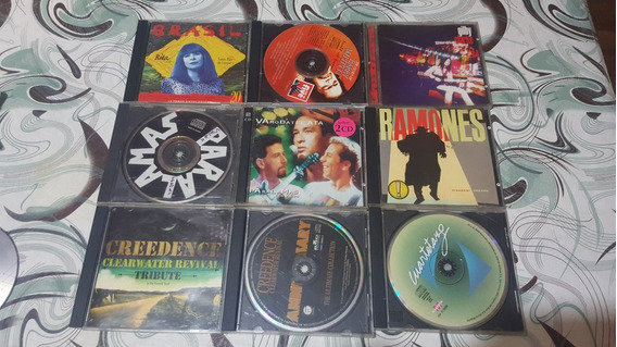 Lote 25 Cd De Musica Originales En Buen Estado