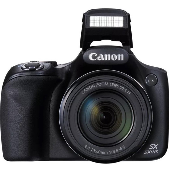 Camara Canon Powershot Sx-530 Hs + Sd 32gb - Saletech