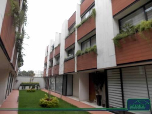 Cerrda De Lopez Cotilla, Casa En C.h. En Renta