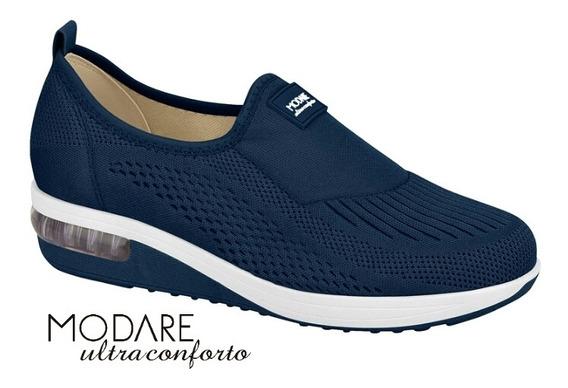 Tênis Modare Ultra Conforto 7320.217 / Cor Marinho