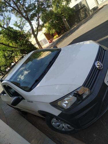 Imagem 1 de 1 de Volkswagen Saveiro 1.6 Robust Cab. Simples Total Flex 2p-