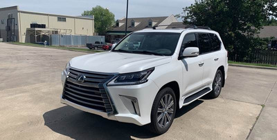 Am Selling My Brand Neatly 2017 Lexus Lx 570 Full Option