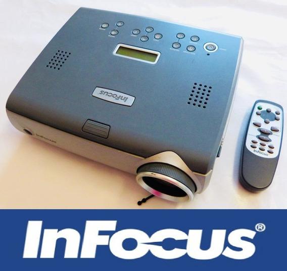 Projetor Infocus Lp600