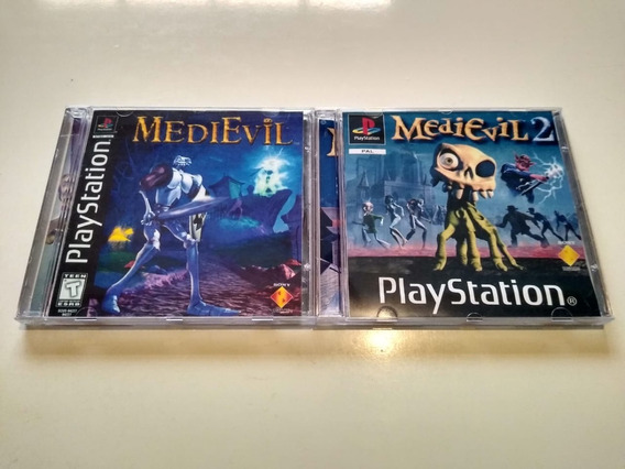 Medievil Collection - Psone Patch Em Português