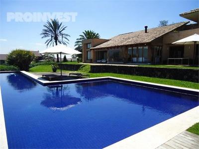 Casa Residencial À Venda, Haras Guancan, Granja Viana - Ca2536. - Ca2536