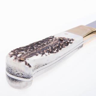 Cuchillo Artesanal Terbutz Baquiano Código 11