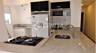 Apartamento Com 2 Dormitórios Para Alugar, 82 M² Por R$ 2.700/mês - Condomínio Sky Towers - Indaiatuba/sp - Ap0422