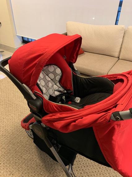 Carrinho Britax + Bebê Conforto
