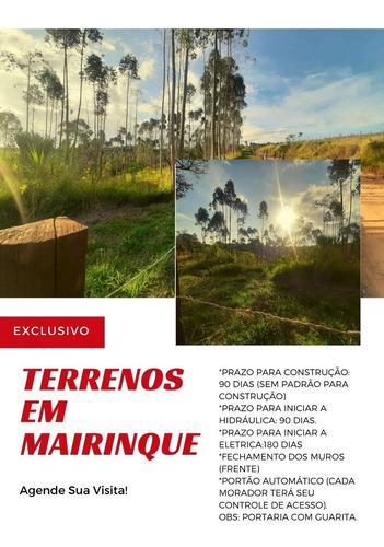 Imagem 1 de 9 de Construa Sua Casa Em Mairinque-sp.compre Seu Terreno