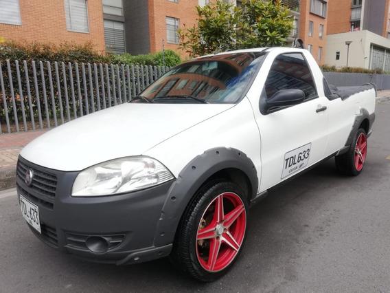 Fiat Strada Working 1400 Cc M/t Aa 2011