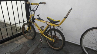 Bicicleta Antigua Bianchi Cross Italiana Rod 20
