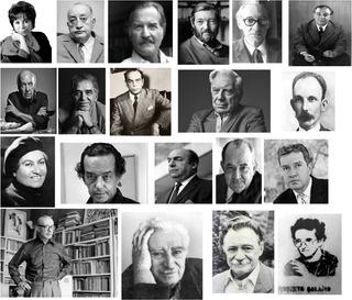 Grandes Escritores Latinomaericanos. Colección.