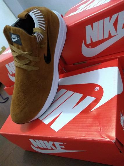 Zapatillas Nike Nuevas, Excelente Calidad Y Diseño