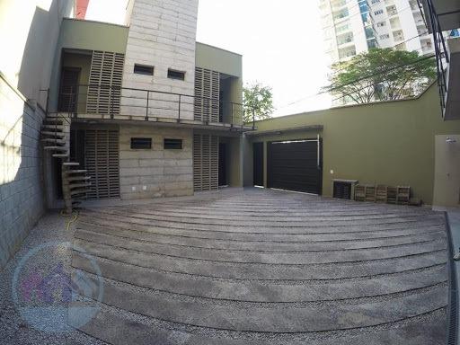 Sobrado Com Seis Suítes À Venda, 350 M² Por R$ 2.950.000 - Campo Belo - So0490