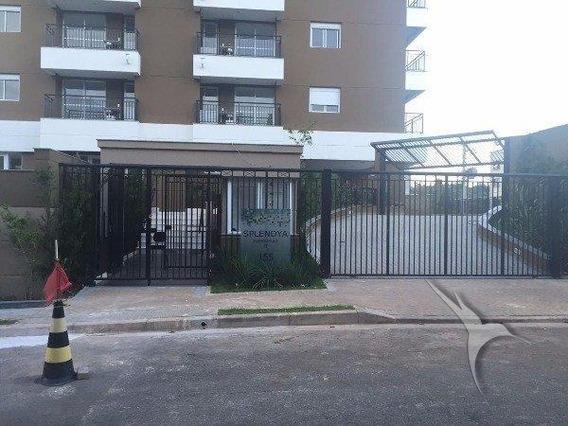Apartamento Em Melville Empresarial Ii, Barueri/sp De 60m² 2 Quartos À Venda Por R$ 420.000,00 - Ap247223