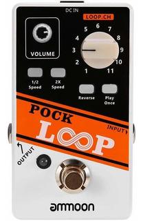 Pedal De Guitarra Loop Amoon