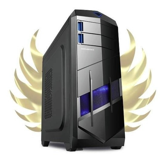 Cpu Gamer H61 / Core I5/ 1tb/ Hdmi/ Wi-fi/ Led Gabinete
