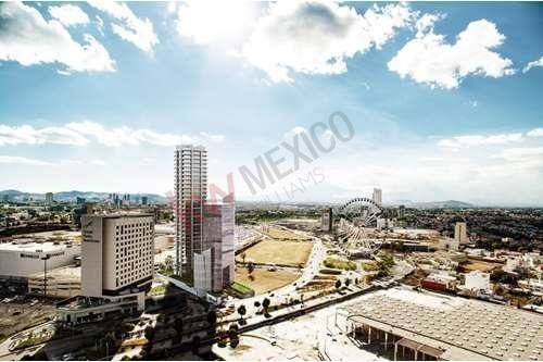 Departamento En Renta En Puebla, Torre Uma, Angelópolis Puebla
