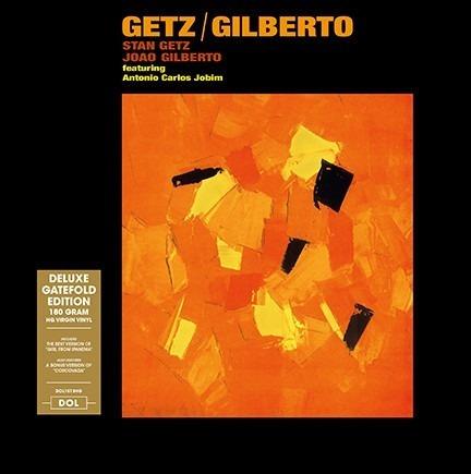 Lp Getz Gilberto Capa Gatefold Novo Lacrado 2013