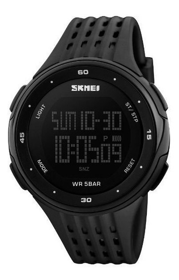 Skmei Relógio De Quartzo Analog Digital Impermeável Militar