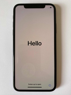 iPhone X 256go Preto