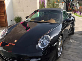 Porsche 911 3.8 Turbo Cabriolet 4x4 At 2008
