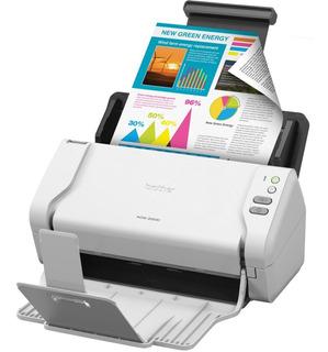 Escaner Brother Ads2200 De Alta Velocidad , Adf, Duplex
