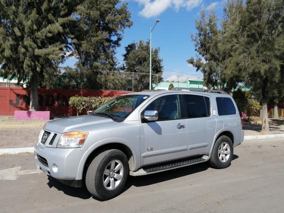 Nissan Armada 5.6 Se Piel Qc 4x2 At 2009