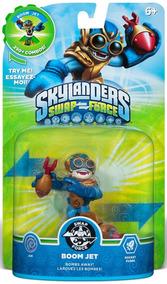 Boneco Skylanders Swap Force Boom Jet Para Xbox One