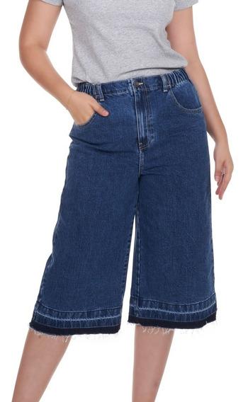 Jeans Innermotion Para Dama Corte Culotte. Estilo 1288