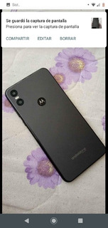 Celular Motorola One 64 Gb Color Negro Dual Sim.