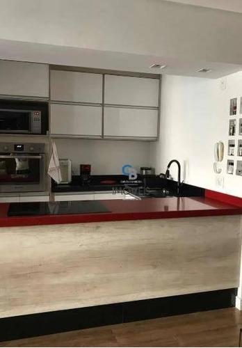 Imagem 1 de 13 de Apartamento À Venda, 91 M² Por R$ 925.000,00 - Anália Franco - São Paulo/sp - Ap7163