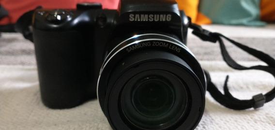 Câmera Samsung Wb100, Zoom Óptico 26x