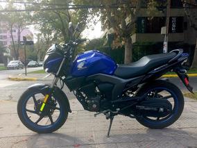 Moto Honda Invicta 150 Cc Año 2015