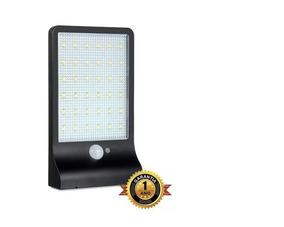 Kit 8 Luminária Arandela Refletor Solar Led Painel Ip65 20w