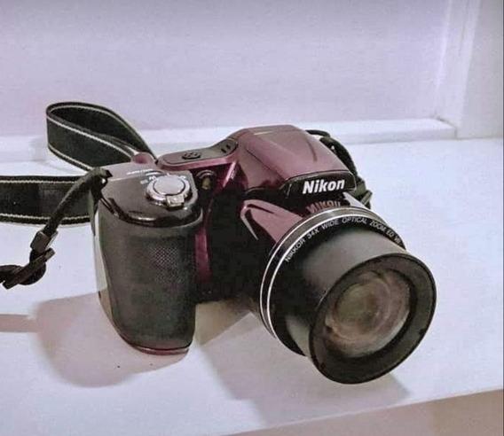 Câmera Semi-profissional Nikon I830