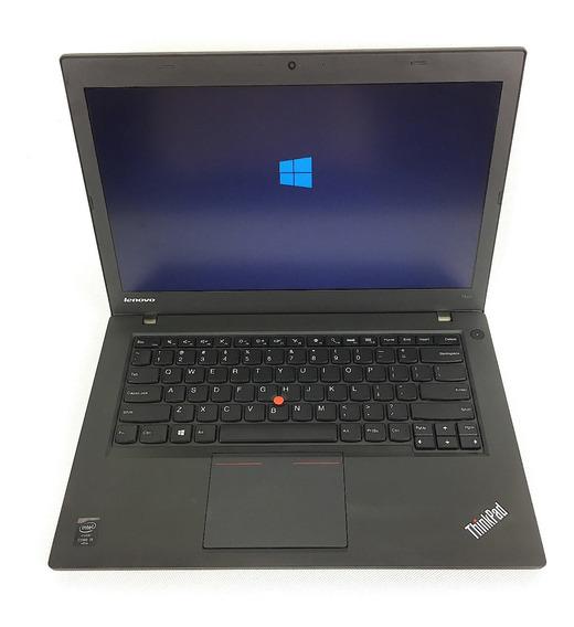 Notebook Lenovo T440 I5 8gb Ram Ssd 240gb + Garantia E Nf